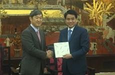 La JICA continue de soutenir Hanoi dans des projets de transport urbain