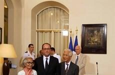 La Professeure Lê Kim Ngoc reçoit la Légion d'honneur