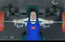 Jeux paralympiques : une deuxième médaille pour le Vietnam