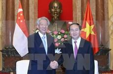Vietnam et Singapour dynamisent leur coopération multiforme