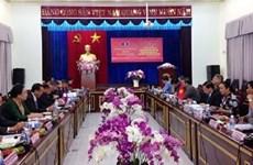 Le Tây Nguyên et les provinces méridionales du Laos boostent leurs liens
