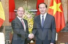 Wallonie - Bruxelles attache une grande importance à ses relations avec le Vietnam