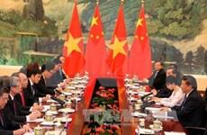 La visite du PM vietnamien largement couverte par les médias chinois