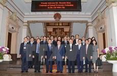 Ho Chi Minh-Ville, une destination fiable pour les entreprises du Kansai