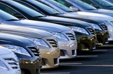 Bonne situation des ventes d'automobiles en 8 mois
