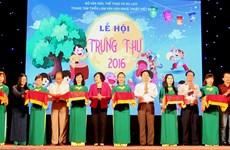"""Exposition """"La fête de la Mi-automne du Vietnam et la communauté de l'ASEAN"""""""