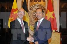 Mise en œuvre efficace du programme de coopération entre le Vietnam et Wallonie-Bruxelles