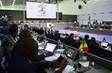 Ouverture du 17e Sommet du Mouvement des Non-alignés