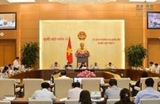 3e session du Comité permanent de l'AN: De nombreuses questions en débat