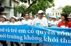 Le Vietnam ancré dans le top des pays où l'on fume le plus