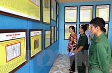 Bà Ria-Vung Tàu : exposition de cartes et d'archives sur Hoàng Sa et Truong Sa