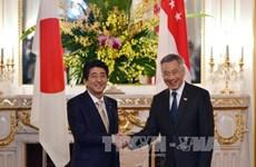 Japon et Singapour conviennent de renforcer les relations bilatérales