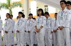 Plus d'opportunités pour les aides-soignants vietnamiens travaillant au Japon