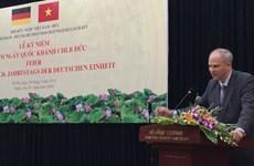 La Fête nationale de l'Allemagne célébrée à Hanoi