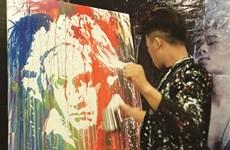 Quand la peinture se donne en spectacle