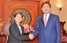 HCM-Ville déroule le tapis rouge aux investisseurs singapouriens