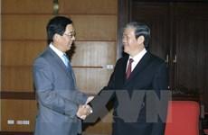 Le Vietnam prend toujours en haute considération ses relations avec la Chine