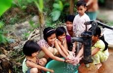 Fourniture d'eau potable à 6 provinces touchées par des catastrophes