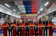 Ho Chi Minh-Ville présente ses produits en Russie