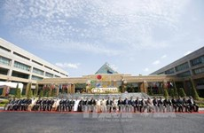 Le vice-PM Vu Duc Dam rencontre des dirigeants  du Sri Lanka et du Qatar