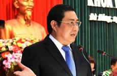 Da Nang proteste contre les élections au Conseil populaire municipal de Sansha