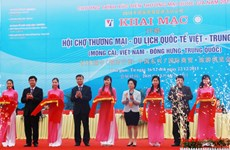 La Foire internationale du commerce et du tourisme Chine-Vietnam attendue en novembre