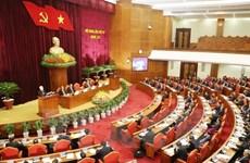 Troisième journée du 4ème plénum du CC du PCV (12ème mandat)