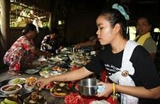 La fête Pithi Sene Dolta des Khmer à Trà Vinh
