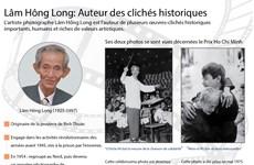 Lâm Hông Long: Auteur des clichés historiques