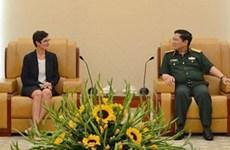 7e dialogue sur la politique de défense Vietnam - Etats-Unis