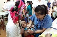 80.000 USD de la Société ExxonMobil pour la santé des enfants vietnamiens