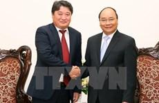 Renforcement de la coopération au commerce Vietnam-Mongolie
