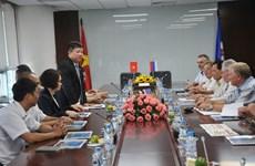 Électricité : renforcement de la coopération syndicale Vietnam-Russie