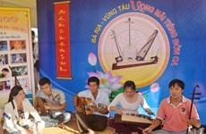 Bà Ria-Vung Tàu : préservation et valorisation des valeurs artistiques du «don ca tài tu»
