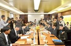 Le Vietnam et le Cambodge se réunissent sur leur frontière terrestre