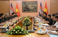 Deuxième dialogue sur la politique de défense Vietnam-Cambodge