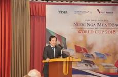 La Russie présente son potentiel touristique à Hanoi
