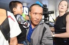 Retour au Vietnam des trois marins retenus par des pirates somaliens