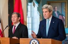 Le Vietnam et les Etats-Unis plaident pour leur partenariat intégral