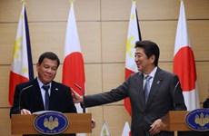 Les Philippines et le Japon veulent renforcer leurs relations