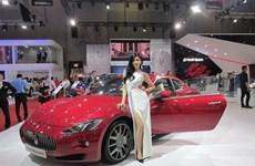 Ouverture de l'Exposition internationale d'automobiles VIMS 2016