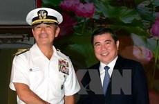 Les États-Unis poursuivent les activités humanitaires au Vietnam