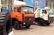 Une usine d'assemblage de véhicules de Biélorussie sera créée au Vietnam