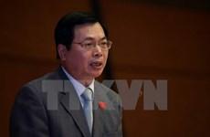Le PM ordonne de sanctionner l'ex-ministre Vu Huy Hoàng