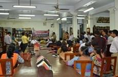 Les «coins des livres vietnamiens» s'ouvrent en Inde