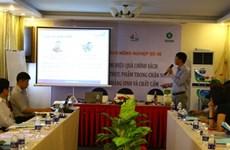 Élevage : renforcer l'exécution des contrôles de la sécurité sanitaire