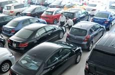 90.000 automobiles importées au Vietnam en 10 mois