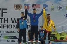 Un Vietnamien titré aux Championnats du monde juniors d'haltérophilie