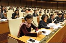 L'AN adopte la résolution sur le Plan d'investissement public à moyen terme (2016-2020)