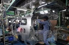 Mesures pour le développement du secteur automobile